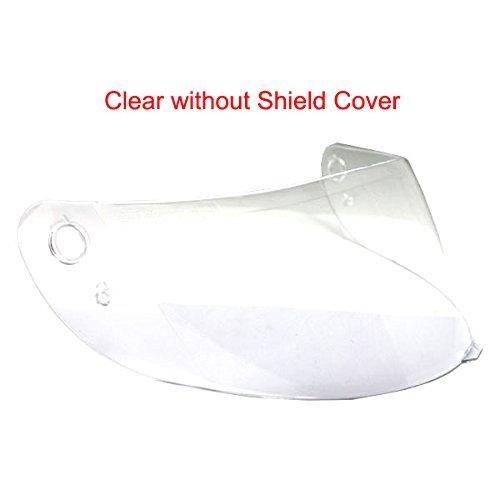Helmet Shield Cover - 1Storm Motorcycle Full Face Helmet Visor Shield for Brand 1Storm Helmet: Model HJDJ11, DJ11