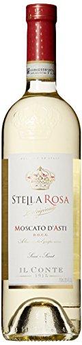 Stella Rosa Moscato D`Asti, Il Conte D`Alba - Italian Sparkling Wine 90 Points