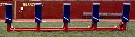 Stack Powerhouse 90 Football Sled - 5 Man ()