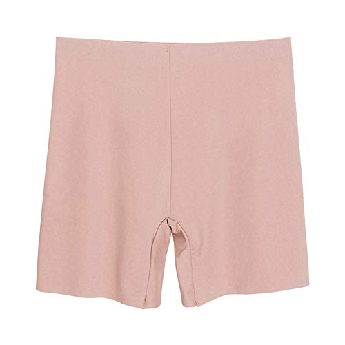 YANBAA Shapewear Control Pants Shorts Shaping Underwear Tummy Shaper Butt Lifter Panties Pink