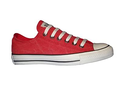 Converse Chuck Taylor All Star Lo Top Varsity Red 130023F men's 9/ women's  11