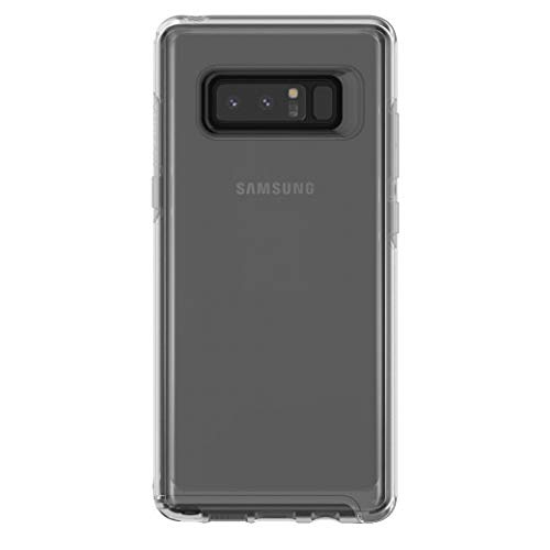 new concept ef667 35864 OtterBox Symmetry Series Case for Samsung Galaxy Note 8 – (Renewed) (Clear)