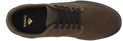 Pictures of Emerica Men's Wino G6 Skate Shoe Black Black D(M) US 2