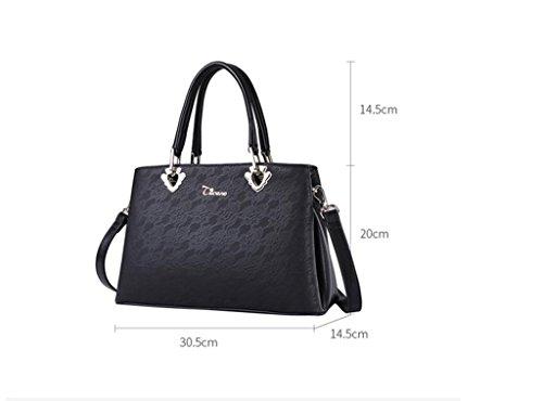 Borsa a a Huimin A Bag tracolla Fashion colore tracolla donna A donna da aawdq6r