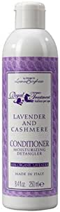 8.4 oz Organic Lavender and Cashmere Dog Bath Conditioner