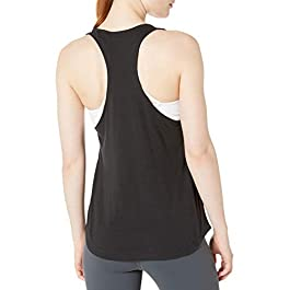 adidas Womens Essentials Linear Loose Tank Top