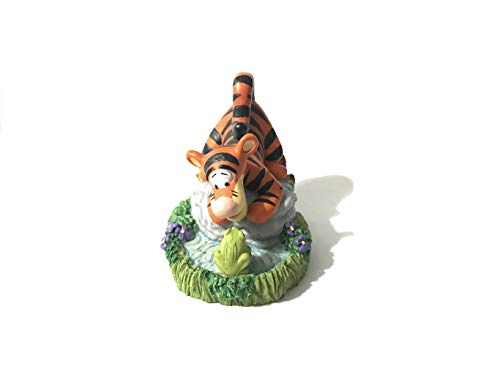 Lenox Disney Magic Thimble Collection Tigger from Winnie The Pooh and Tigger Too Figurine