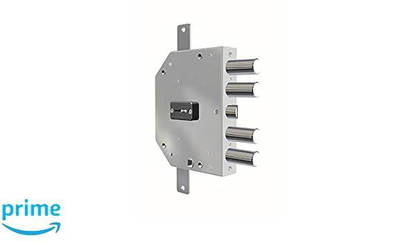 Cerraduras CR P/Puertas blindadas 2155/28 de sobreponer DX. 60 mm: Amazon.es: Bricolaje y herramientas