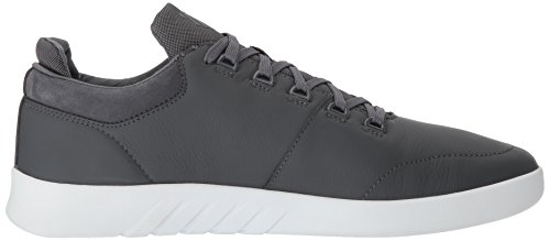 K-Swiss Men's Aero Trainer Sneaker Castle Gray/Shell/White cheap sale view hPJrU