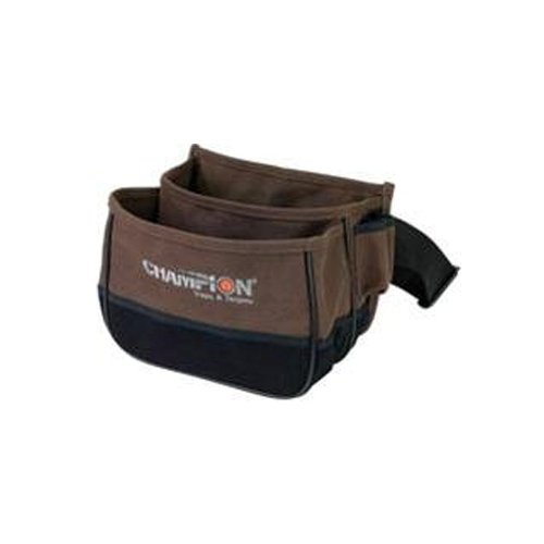 Champion Trapshooting Double Box Shell Pouch