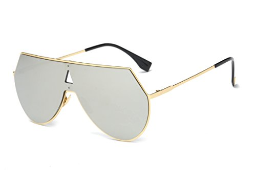 JC Military Fansion Style Classic Aviator Sunglasses 100% UV - Sunglasses Near Me Cheap