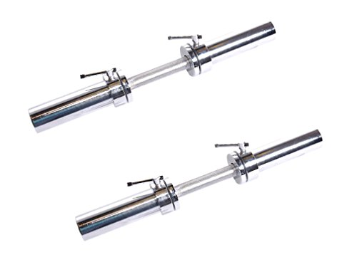 CAP Barbell Solid 20-Inch Dumbbell Handle, Pair
