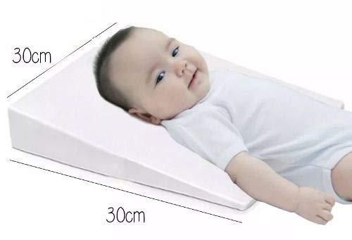 Travesseiro Rampa Anti Refluxo Para Berço