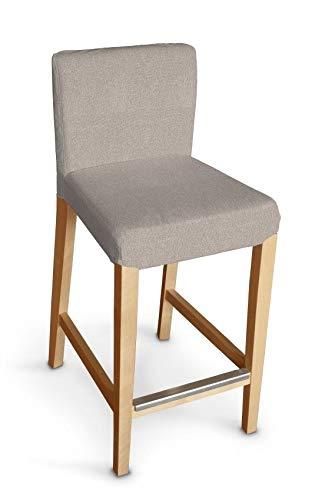 Dekoria IKEA HENRIKSDAL Sgabello da bar, colore taupe