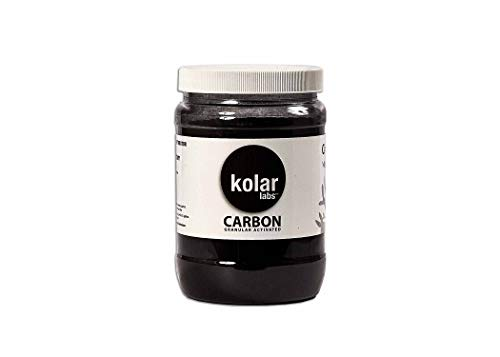 KOLAR LABS Crystal Cal Premium Activated Carbon, 300gram, Reef Aquarium Grade, CALGON Carbon