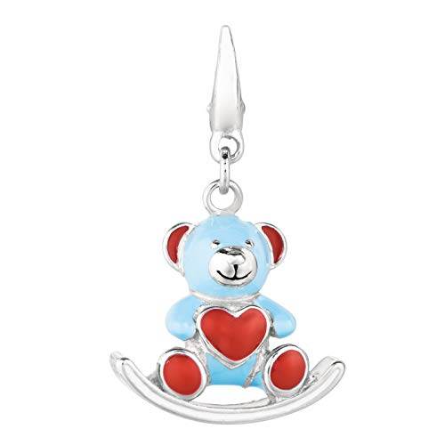 AME Unique and Beautiful 925 Sterling Silver Charms for Women; Cute Charms