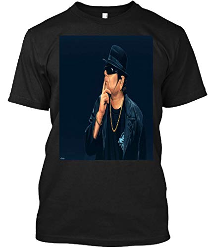 - Andre Hazes Painting 11 Tee|T-Shirt Black