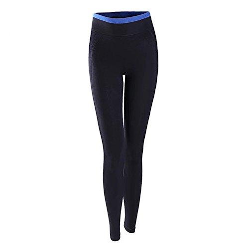 NOVAYARD High Waist Yoga Pants for Women Running Sports Tights with Tummy Control