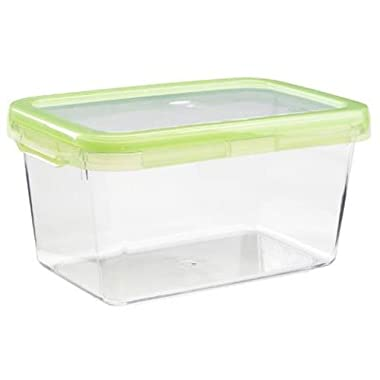OXO Good Grips LockTop 74-2/5-Ounce Rectangle Container with Lid