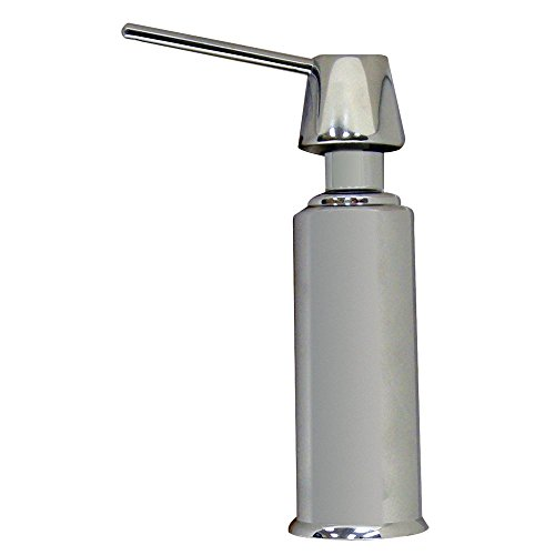 - Danco 89502 Air Gap Soap Dispenser with Straight Nozzle, Chrome
