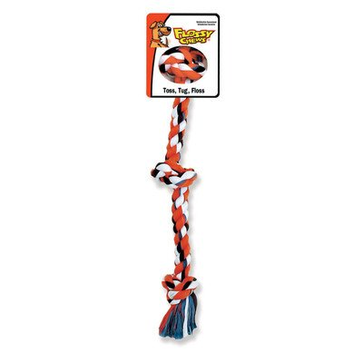 Mammoth-Flossy-Chews-Cottonblend-Color-3-Knot-Rope-Tug