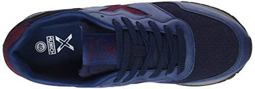 Deporte Munich Zapatillas de Azul Unisex Granate 19 Adulto Dash Azul 7xrUx