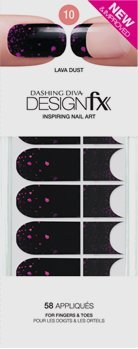 Dashing Diva Design FX Glitter Lava Dust by Dashing Diva