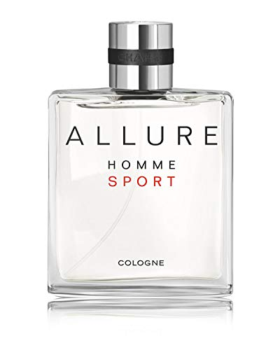 - ALLURE HOMME SPORT Cologne Spray, 3.4 oz./ 100 mL
