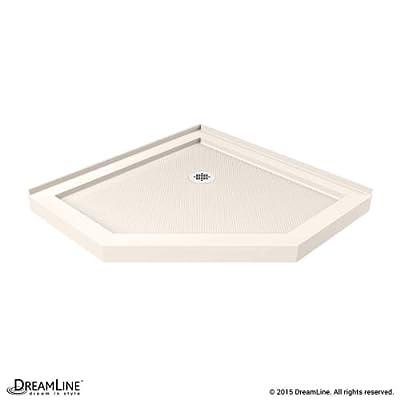 DreamLine SlimLine Neo-Angle Shower Base by DreamLine