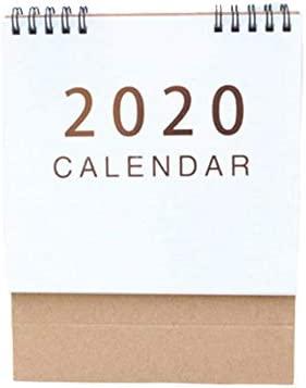 Quiet.T Calendario 2020 Mesa De Pie Calendario Mesa De Pie ...