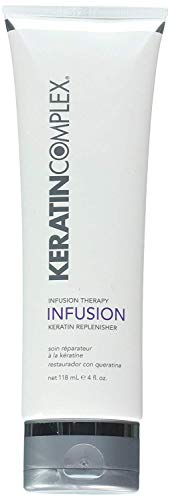- Keratin Complex Infusion Keratin Replenisher Therapy, 4.0 Fluid Ounce