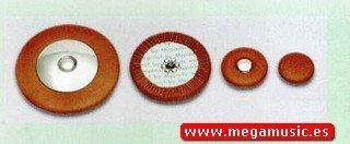 ZAPATILLAS SAXOFON SOPRANO - My Pads (WS.112)Juego Completo para Selmer Superaction II Resonador Metal