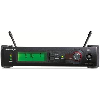 Shure SLX4 Wireless Receiver, J3