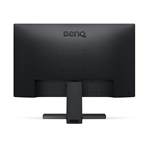 (Renewed) BenQ 23.8 inch (60.4 cm) Edge to Edge LED Monitor – Full HD, IPS Panel with VGA, Display, HDMI, Audio in, Heaphone Ports and in-Built Speakers – GW2480 (Black)