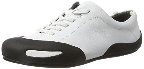 Camper Peu Senda, Zapatillas para Mujer Blanco (White Natural)