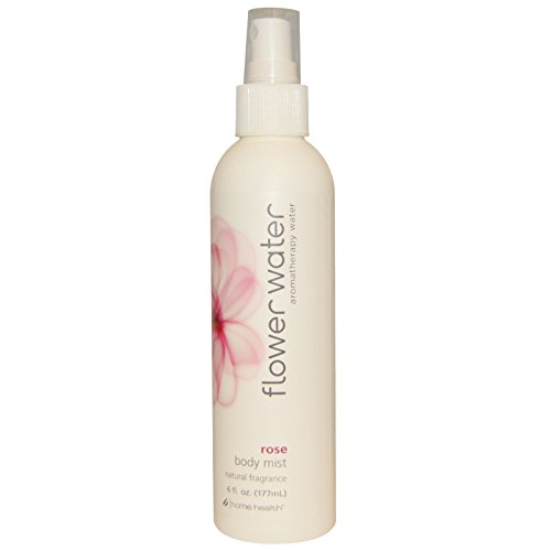 Home Health Body Mist - Rose Water - 6 fl oz (Home Fragrance Rosewater)