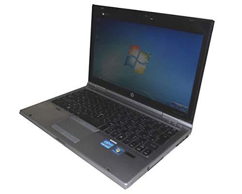 外観難あり HP EliteBook 2560p (QG648PA#ABJ) Windows7 中古ノートパソコン 無線LAN Core i5-2540M 2.6GHz/4GB/500GB/光学ドライブなし/12.5インチ (NO-12574-2)   B07L8W5PN4