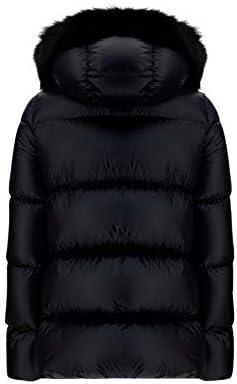 Moncler Luxury Fashion Donna 1A54502C0229999 Nero Poliammide Piumino   Autunno-Inverno 20