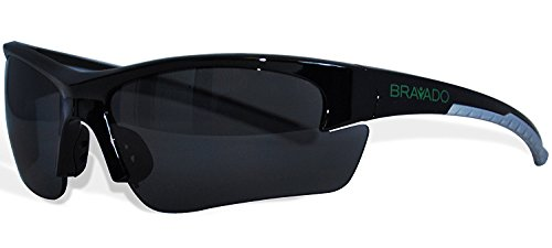 Grow Room Glasses by Bravado - Horticulture Anti-Glare Sunglasses for MH, LED and HPS Grow Lights - Reduce Eyestrain and Offer 100% UV Protection Great Indoors and - Room Grow Glasses