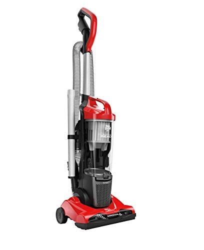 Dirt Devil Endura Reach Upright Vacuum Cleaner, with No Loss of Suction, UD20124, Red (Renewed)