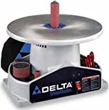 DELTA 31-780X Boss Bench Oscillating Spindle Sander