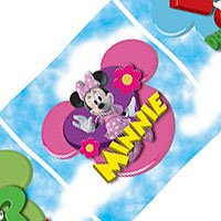 Sandylion Mickey Mouse - Sandylion Decorative Wall Borders - Mickey Mouse Clubhouse