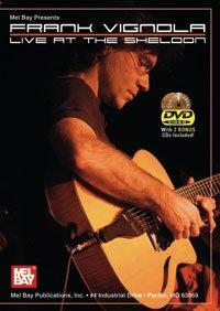 Mel Bay Frank Vignola - Live At The Sheldon DVD/CD Set