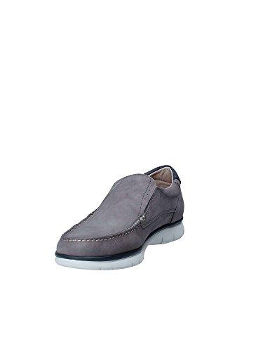 CALLAGHAN Chaussure homme macassino 88201 BLEU Gris 5jrfEYmcl