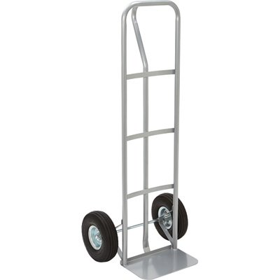 Roughneck Hand Truck - 600Lb. Capacity, Flat Free Tires by Roughneck