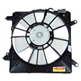 TYC 600600 Acura RSX Replacement Radiator Cooling Fan Assembly