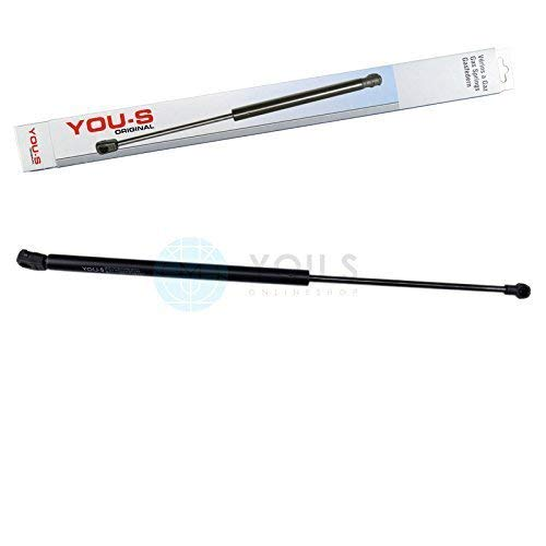 1 x you.s Gas Strut for Tailgate Length: 527 mm Power: 420 N - 1K9827550A