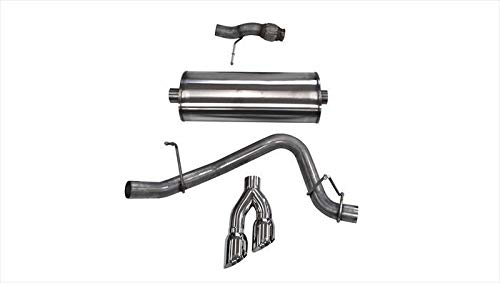 CORSA 14859 Cat-Back Exhaust System Corsa High Performance Exhaust System