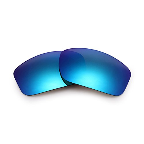 Polarized Replacement Sunglasses Lenses for Oakley Valve New UV Protection Blue 06