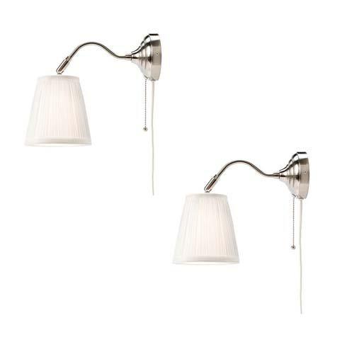 Contemporary Wall Lamp - Contemporary Wall Lamp, Set of 2 …
